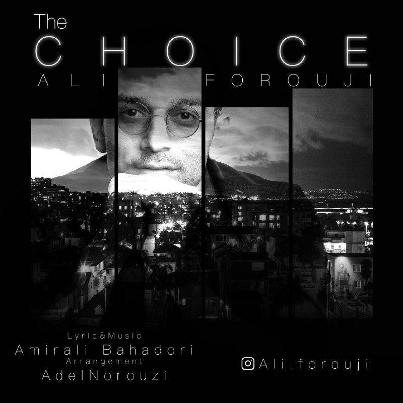 دانلود آهنگ جدید علی فروجی بنام انتخاب