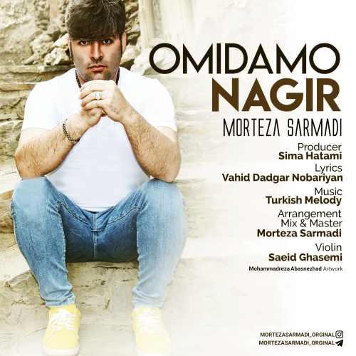 دانلود آهنگ جدید مرتضی سرمدی بنام امیدمو نگیر
