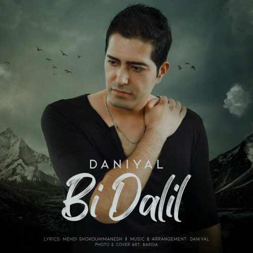 دانلود آهنگ جدید دانیال بنام بی دلیل