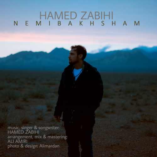 دانلود آهنگ جدید حامد ذبیحی بنام نمیبخشم