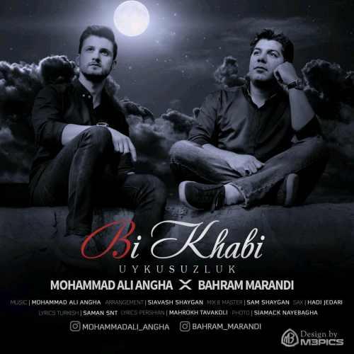 دانلود آهنگ جدید محمد علی عنقا و بهرام مرندی بنام بی خوابی