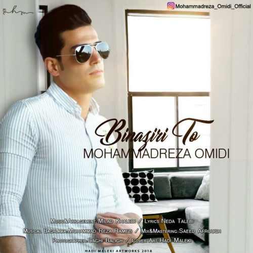 دانلود آهنگ جدید محمدرضا امیدی بنام بی نظیری تو