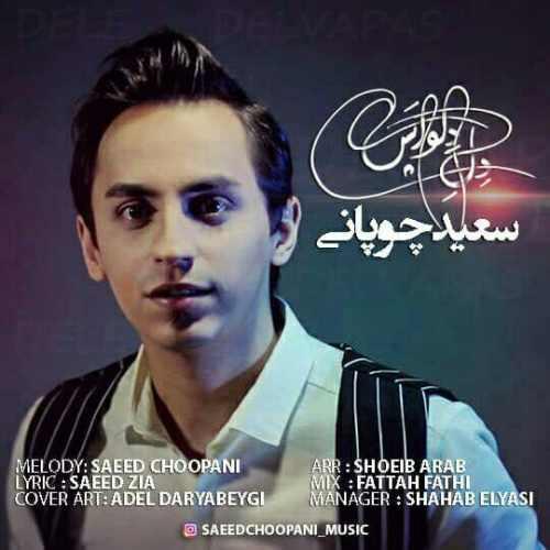 دانلود آهنگ جدید سعید چوپانی بنام دل دلواپس