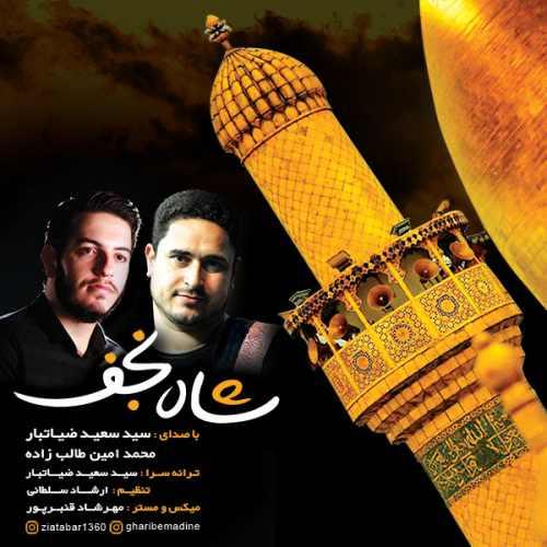دانلود آهنگ جدید سید سعید ضیاتبار و محمد امین طالب زاده بنام شاه نجف