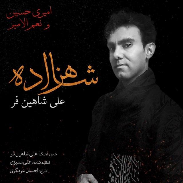 دانلود آهنگ جدید علی شاهین فر بنام شاهزاده