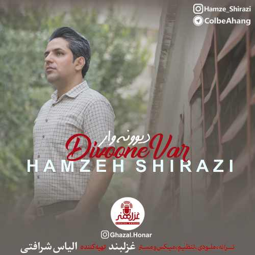 دانلود آهنگ جدید حمزه شیرازی بنام دیوونه وار