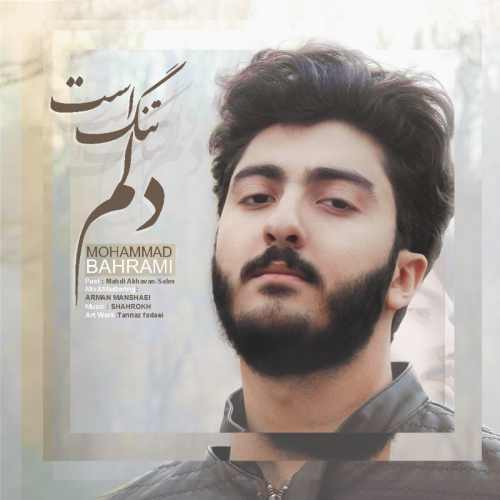دانلود آهنگ جدید محمد بهرامی بنام دلم تنگ است