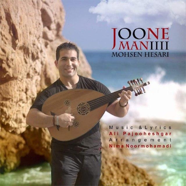 دانلود آهنگ جدید محسن حصاری بنام جون منی