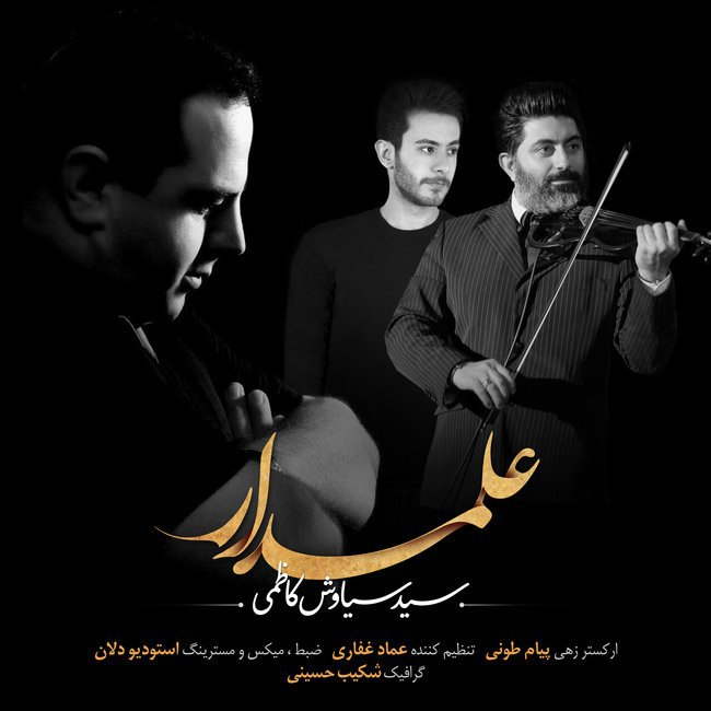 دانلود آهنگ جدید سیاوش کاظمی بنام علمدار