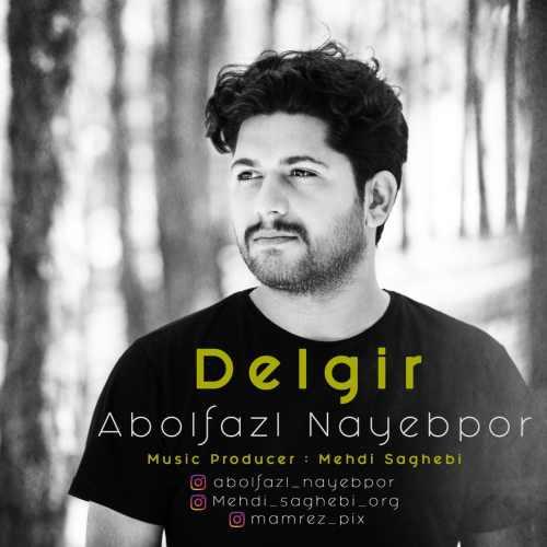 دانلود آهنگ جدید ابوالفضل نایب پور بنام دلگیر