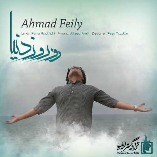 دانلود آهنگ جدید احمد فیلی بنام دو روز دنیا