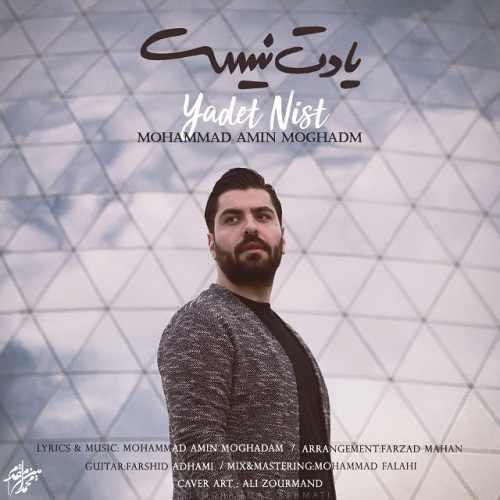 دانلود آهنگ جدید محمد امین مقدم بنام یادت نیست