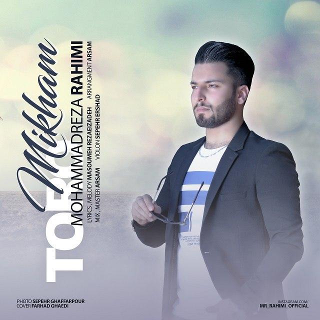 دانلود آهنگ جدید محمدرضا رحیمی بنام تورو میخوام