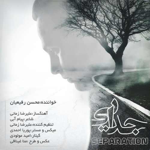 دانلود آهنگ جدید محسن رفیعیان بنام جدایی