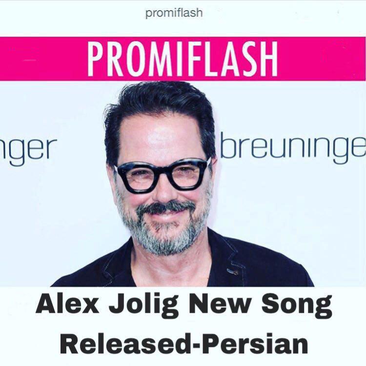دانلود آهنگ جدید Alex Jolig بنام Persian