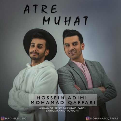 دانلود آهنگ جدید حسین ادیمی و محمد غفاری بنام عطر موهات