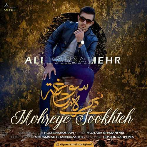 دانلود آهنگ جدید علی پارسامهر بنام مهره ی سوخته