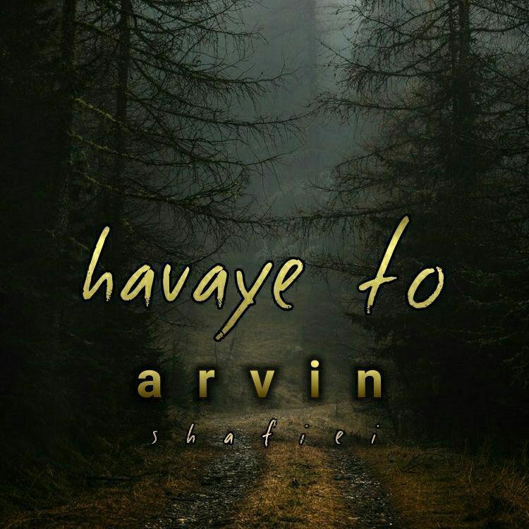 دانلود آهنگ جدید آروین شفیعی بنام هوای تو