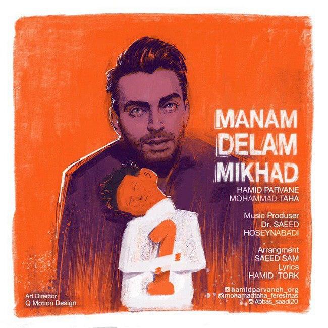 دانلود آهنگ جدید حمید پروانه و محمد طاها بنام منم دلم میخواد