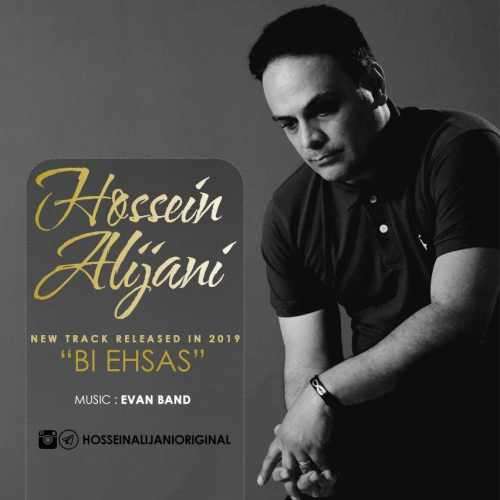 دانلود آهنگ جدید حسین علیجانی بنام بی احساس