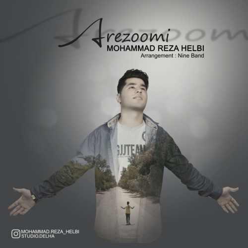 دانلود آهنگ جدید محمدرضا هلبی بنام آرزومی