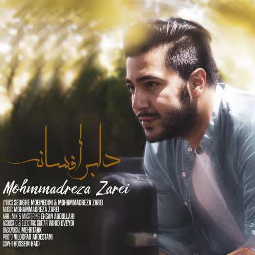 دانلود آهنگ جدید محمدرضا زارعی بنام دلبر افسانه