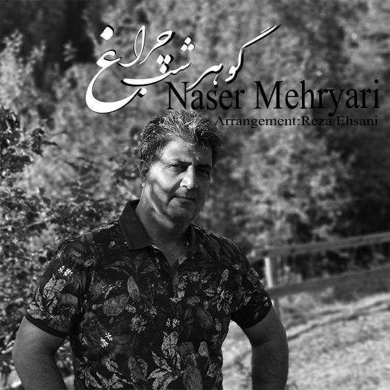 دانلود آهنگ جدید ناصر مهریاری بنام گوهر شب چراغ