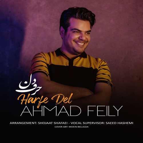 دانلود آهنگ جدید احمد فیلی بنام حرف دل