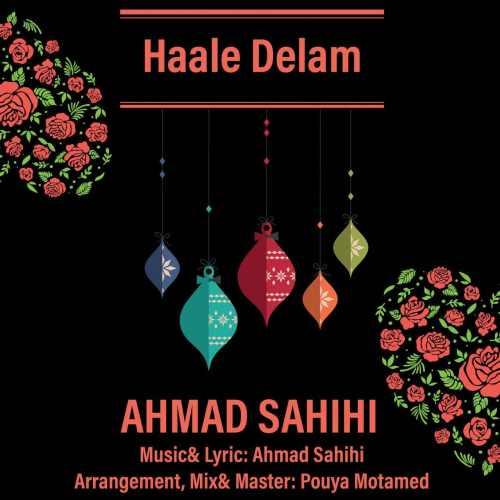 دانلود آهنگ جدید احمد صحیحی بنام حال دلم