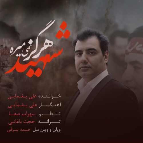 دانلود آهنگ جدید علی یغمایی بنام شهید هرگز نمی میره