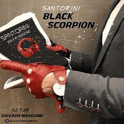دانلود آهنگ جدید Black Scorpion بنام سنتورینی