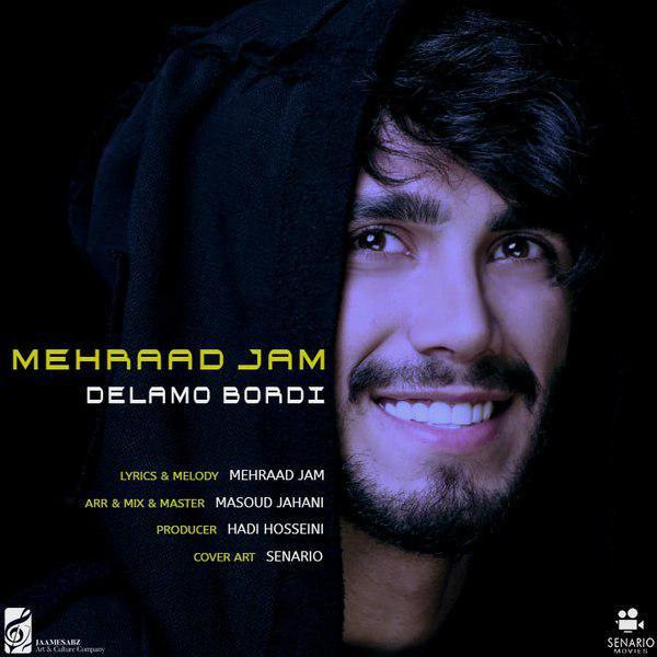 دانلود آهنگ جدید مهراد جم بنام دلمو بردی