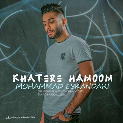 دانلود آهنگ جدید محمد اسکندری بنام خاطره هامون