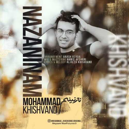 دانلود آهنگ جدید محمد خیشوند بنام نازنینم