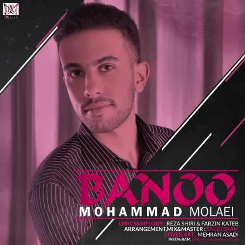 دانلود آهنگ جدید محمد ملائی بنام بانو