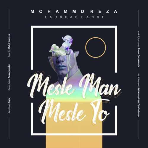 دانلود آهنگ جدید محمدرضا فرشاد هنگی بنام مثل من مثل تو