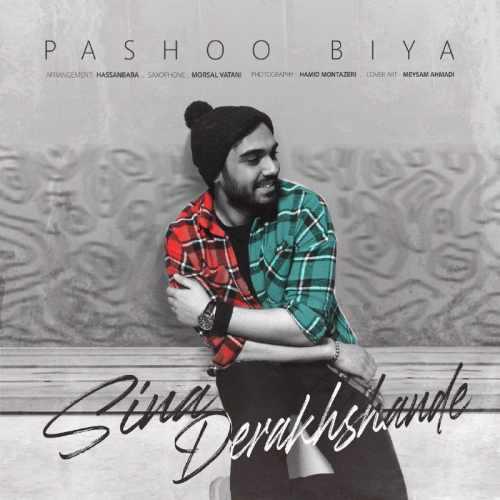دانلود آهنگ جدید سینا درخشنده بنام پاشو بیا