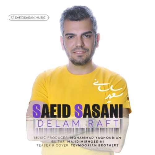 دانلود آهنگ جدید سعید ساسانی بنام دلم رفت