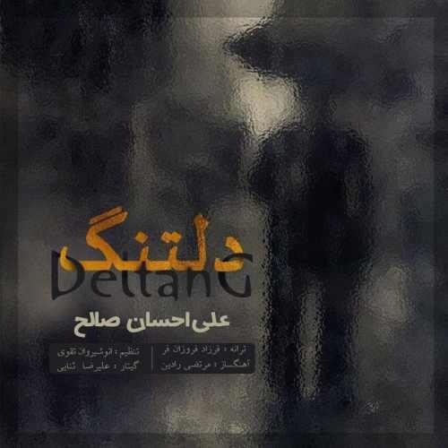 دانلود آهنگ جدید علی احسان صالحبنام دلتنگ