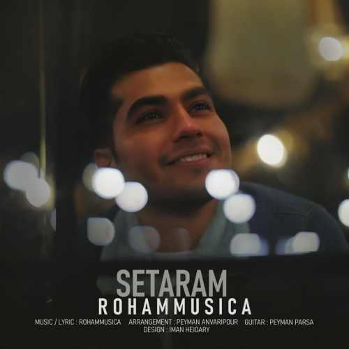 دانلود آهنگ جدید رهام بنام ستارم