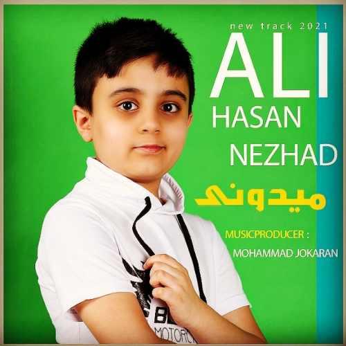 دانلود آهنگ جدید علی حسن نژاد بنام میدونی