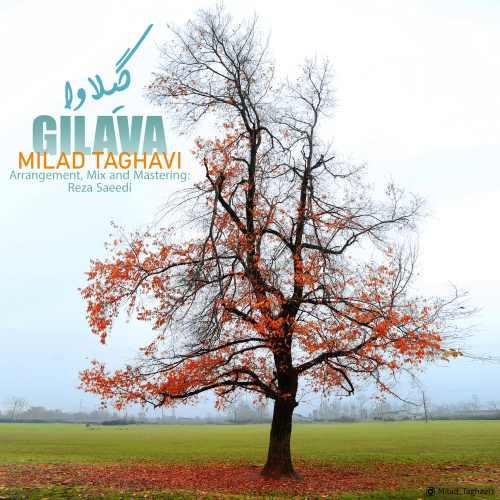 دانلود آلبوم جدید میلاد تقوی بنام گیلاوا