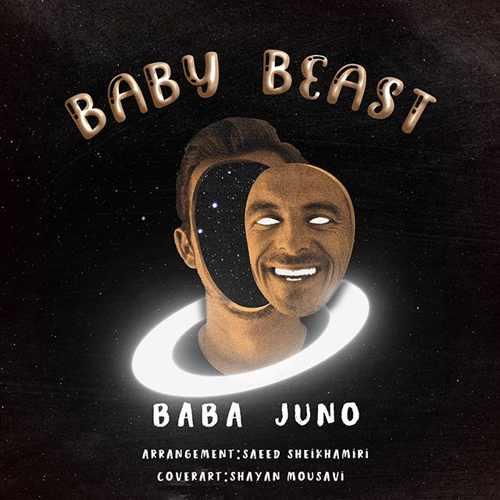 دانلود آهنگ جدید باباجونو بنام Baby Beast