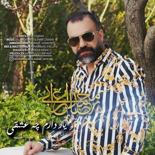 دانلود آهنگ جدید محمدرضا اعرابی بنام یار دارم چه عشقی