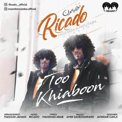 دانلود آهنگ جدید ریکادو بنام تو خیابون