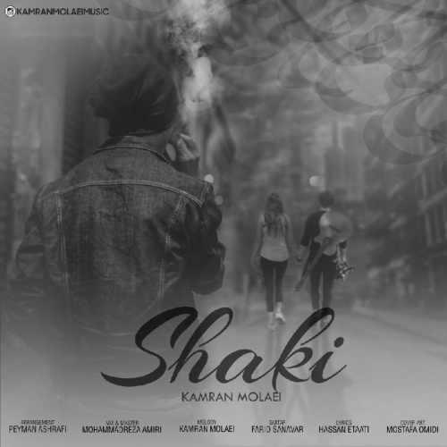 دانلود آهنگ جدید کامران مولایی بنام شاکی