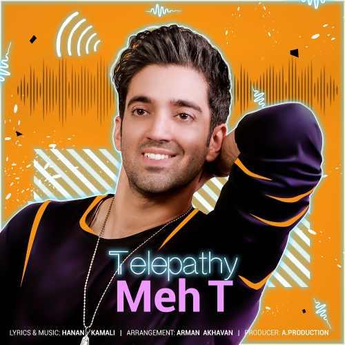 دانلود آهنگ جدید مه تی بنام تلپاتی