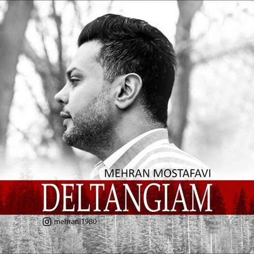 دانلود آهنگ جدید مهران مصطفوی بنام دلتنگیام