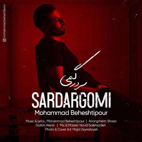 دانلود آهنگ جدید محمد بهشتی پور بنام سردرگمی