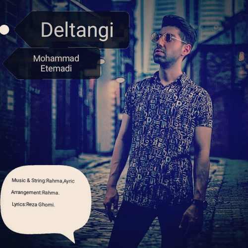 دانلود آهنگ جدید محمد اعتمادی بنام دلتنگی